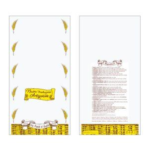 Sacchetti trasparenti alimenti - Ns. produzione artigianale