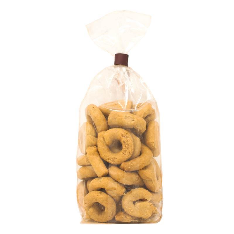 Sacchetti trasparenti alimenti