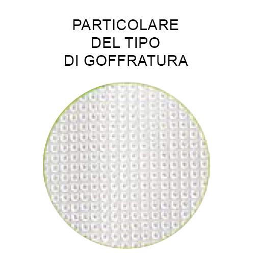 Sacchetti sottovuoto goffrati - Particolare del tipo goffratura